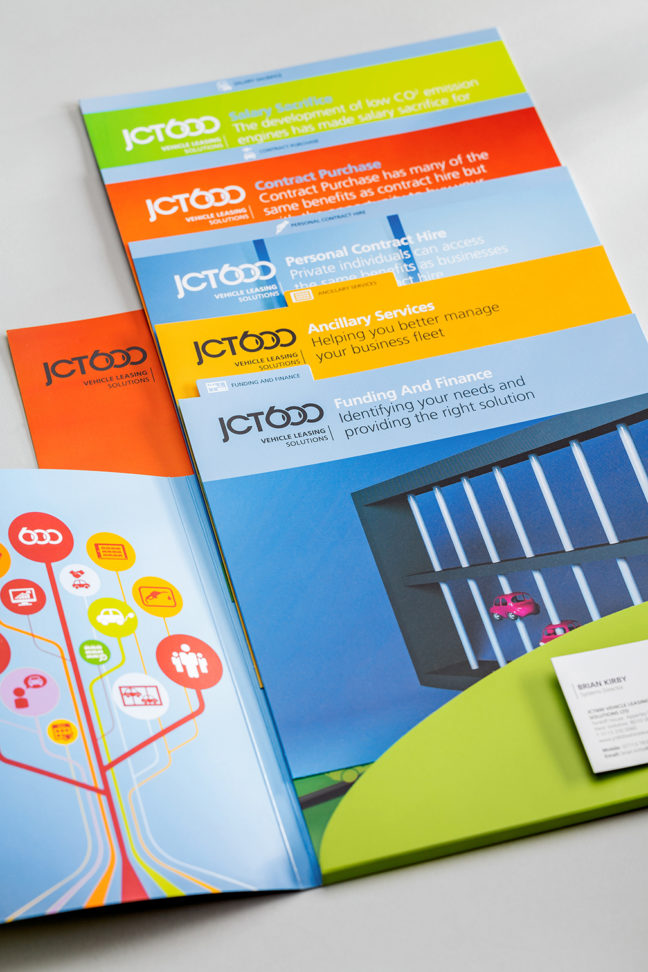 JCT600 Branding- Mint Leeds, collaborative design agency in leeds