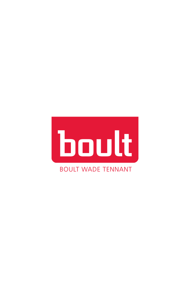 Boult Logo- Mint Leeds