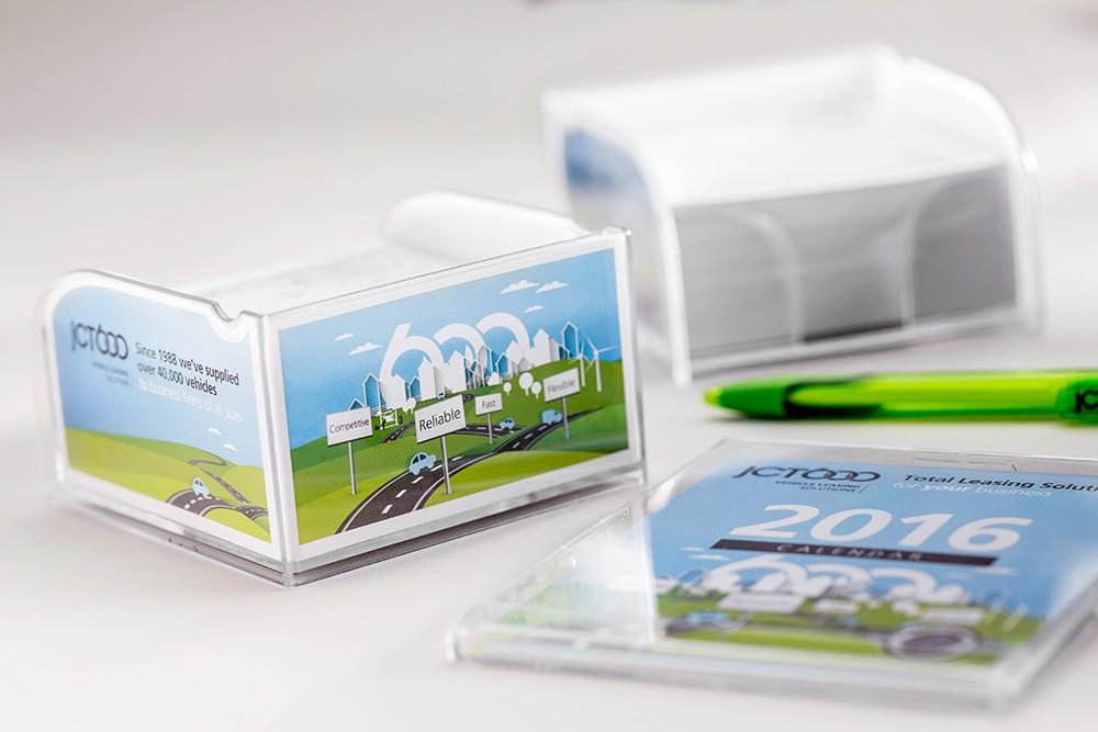 JCT600 Coasters Printing - Mint Leeds design agency in leeds