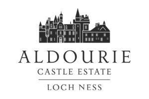 Aldourie Castle Logo Mint Leeds