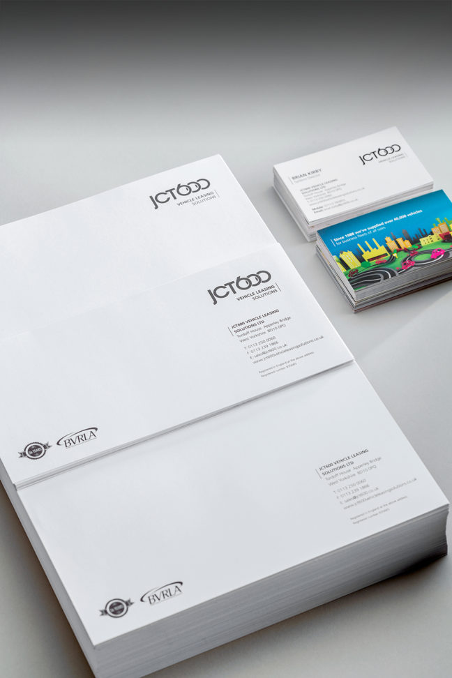 Printing Stationary- Mint Leeds